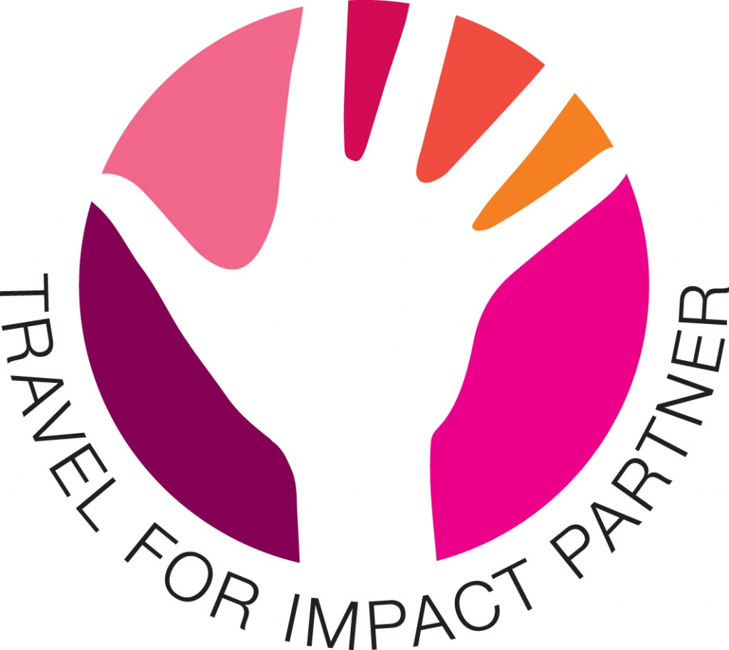 Logo Travel for Impact